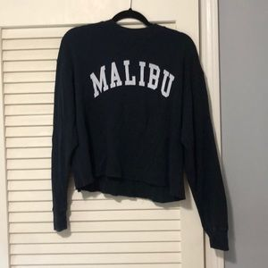 Brandy Melville Malibu shirt